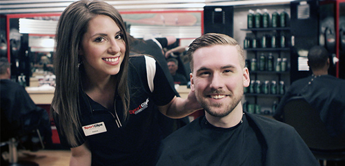 Sport Clips Haircuts of McKinney Towne Center Haircuts